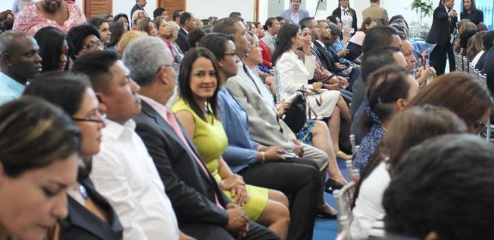 Secretaria General del MIDES Participa en Juramentación