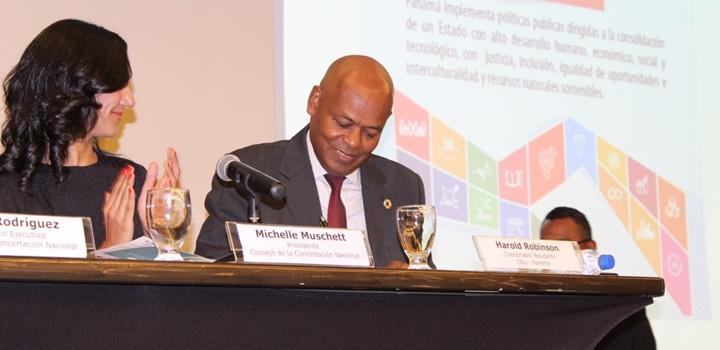 Consejo de la Concertación Nacional para el Desarrollo (3)
