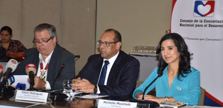 Consejeros de la Concertación Nacional para el Desarrollo11