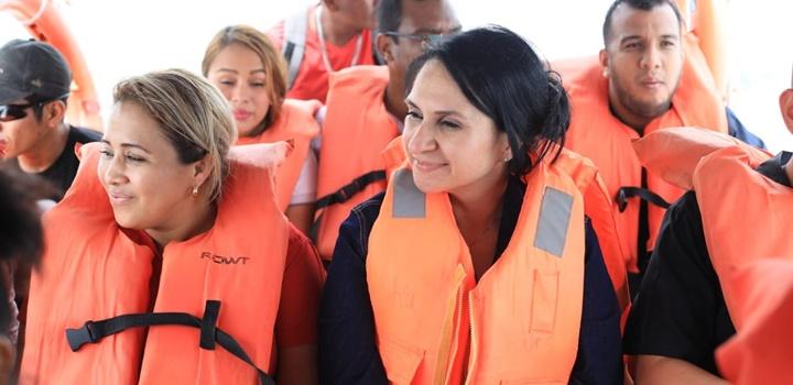 gira de trabajo en Bocas del Toro (1)