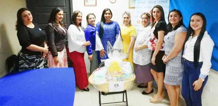 Rinden Homenaje a Trabajadoras Sociales del MIDES de Herrera (1)