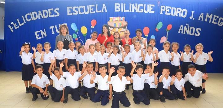 MIDES recibe visita de estudiantes de puestos distinguidos de la Escuela Pedro, 2019 (11)