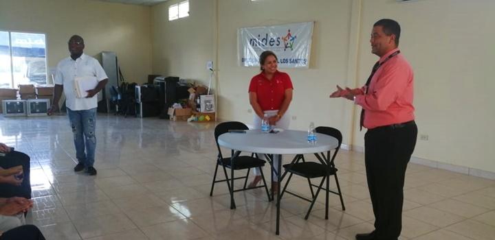 Secretaria General visita Los Santos (10)