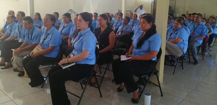 Secretaria General visita Los Santos (2)