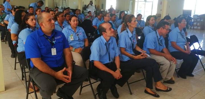 Secretaria General visita Los Santos (3)