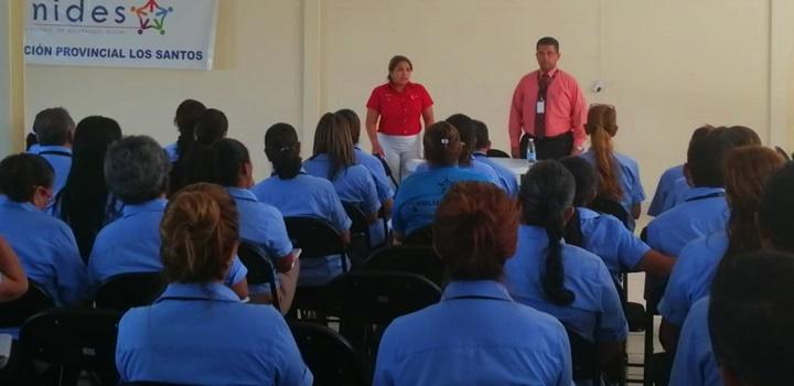 Secretaria General visita Los Santos (4)