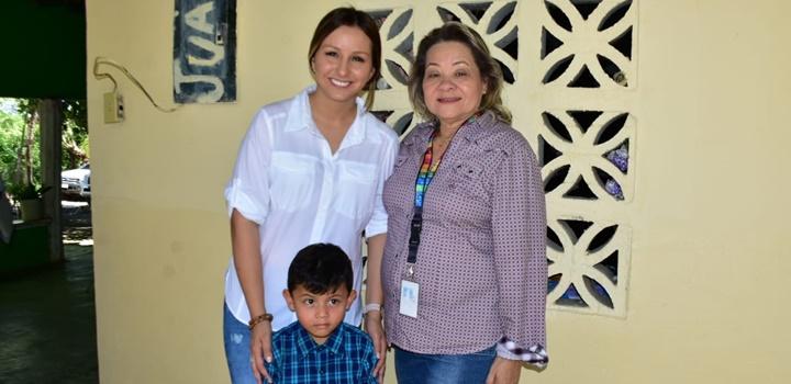 Gobierno Nacional realiza adecuaciones de viviendas a familias en la Provincia de Chiriquí (1)