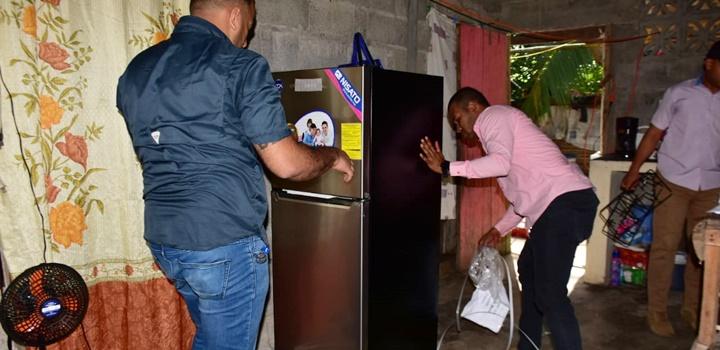 Gobierno Nacional realiza adecuaciones de viviendas a familias en la Provincia de Chiriquí (18)