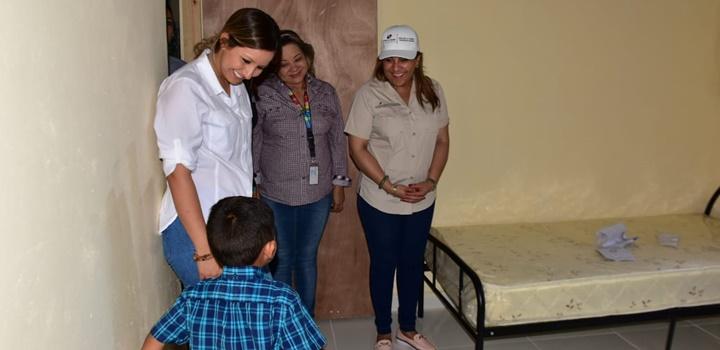 Gobierno Nacional realiza adecuaciones de viviendas a familias en la Provincia de Chiriquí (4)