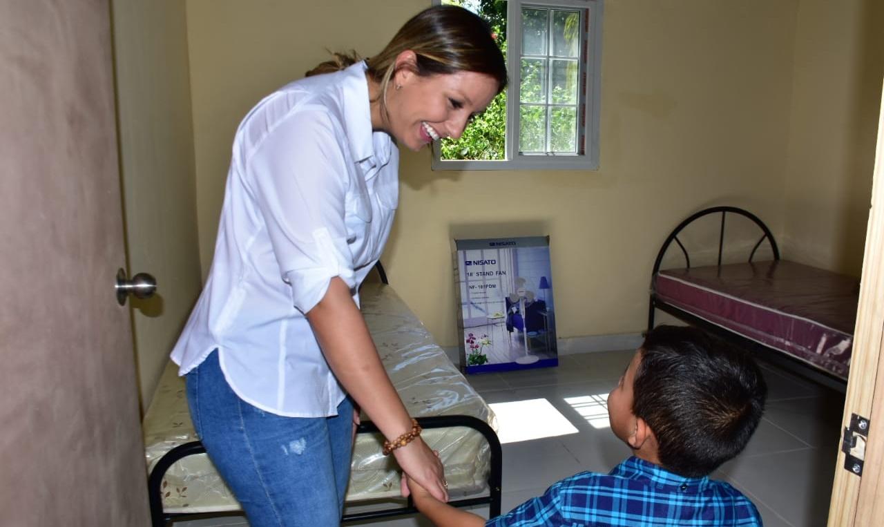 Gobierno Nacional realiza adecuaciones de viviendas a familias en la Provincia de Chiriquí (7)