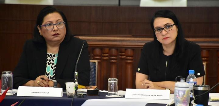 Ministra afirma que el Mides continuará ejecutando acciones para proteger los Derechos de la Mujer (1)