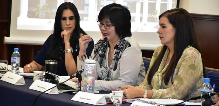 Ministra afirma que el Mides continuará ejecutando acciones para proteger los Derechos de la Mujer (5)