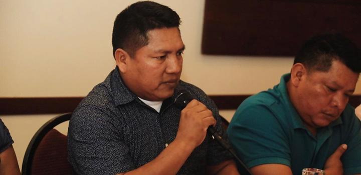 Reunión entre la Coordinadora Nacional de los Pueblos Indígenas e Instituciones Públicas (5)
