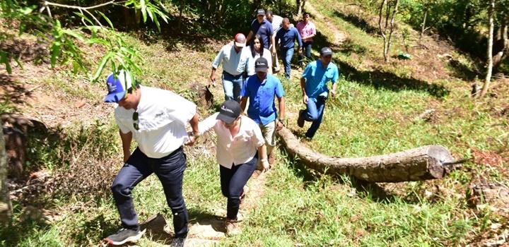 Jornada gubernamental en la Provincia de Herrera (1)