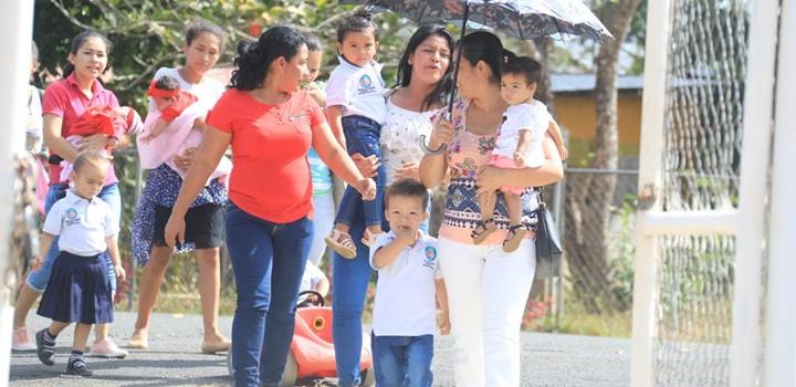 inauguran dos CAIPI en la región de Azuero (1)