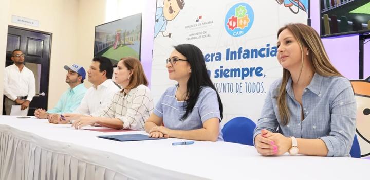inauguran dos CAIPI en la región de Azuero (4)
