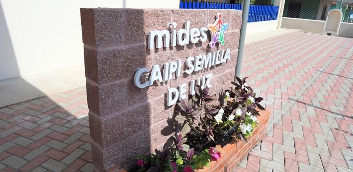 inauguran dos CAIPI en la región de Azuero (6)