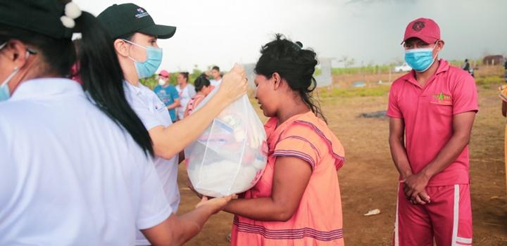 Mides entrega formulas infantiles en Azuero y Veraguas (5)