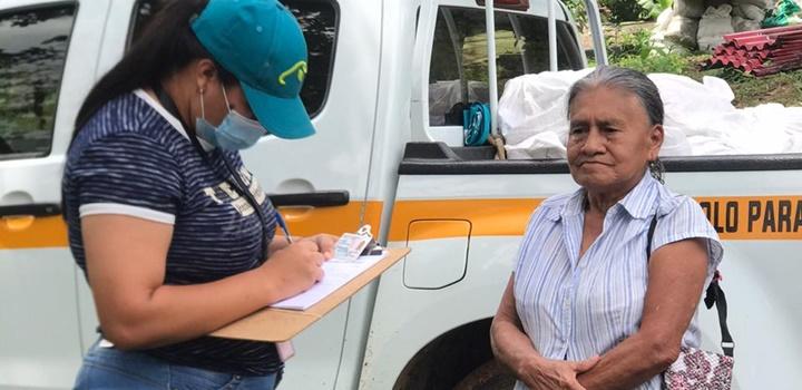Programa de ayuda alimentaria llega a más familias de La Chorrera (1)