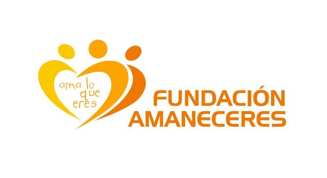 logo fundación amaneceres
