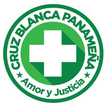 logo cruz blanca panameña