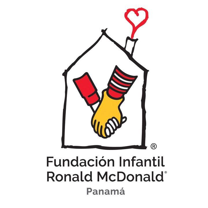 logo fundacion infantil ronal mcdonald